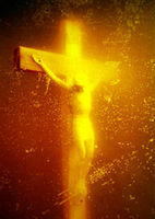 """""""Piss Christ"""" by Andres Serrano (1987)"""