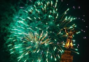 Goldelse + Fireworks