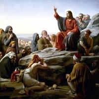 Carl Bloch: Sermon on the Mount
