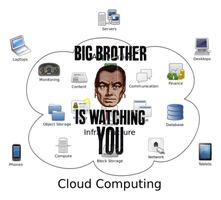 Big Brother Cloud Computing