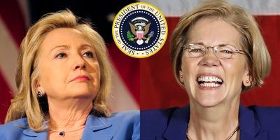 H. Clinton - E. Warren