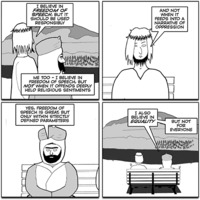 Jesus and Mo 2015-04-29: But