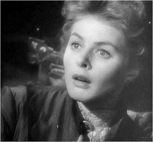 Ingrid Bergman in 1944 film Gaslight