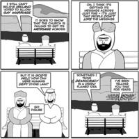 Jesus and Mo 2015-06-10: Defy