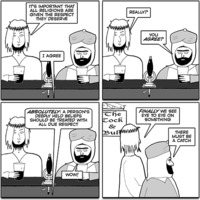 Jesus and Mo 2015-06-17: Due