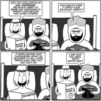 Jesus and Mo 2015-07-01: Religious Liberty