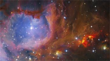 M43 stellar nursery