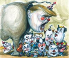 GOP clowns