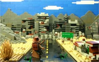 The Lego Postman