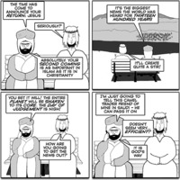 Jesus and Mo 2015-09-09: Stir