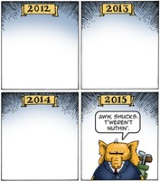 Raging Pencils 2015-09-25: A Salute to John Boehner