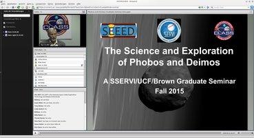 NASA Phobos and Deimos science seminar