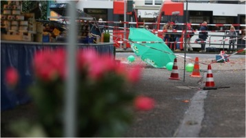 Nazi-Terroranschlag in Köln