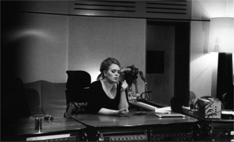 Adele at XL Recordings