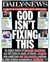 NY Daily News: God isn't fixing this