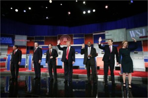 Republican Presidential Candidates 2015-12-15