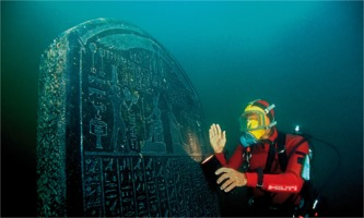 Stele from Thonis-Heracleion