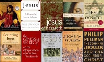 Books on Jesus, as selected by Adam Gopnik
