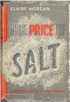 Claire Morgan/Patricia Highsmith: The Price of Salt