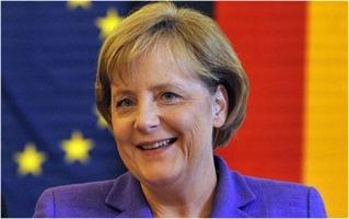 European Angela Merkel