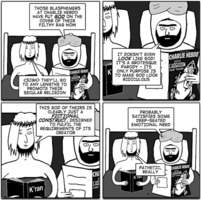 Jesus and Mo 2016-01-06: Rag