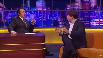 Michael McIntyre on The Jonathan Ross Show