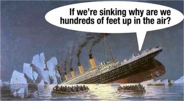 Republicans on Titanic