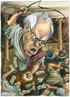 Edward Sorel: Bernie Sanders