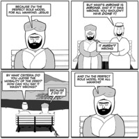 Jesus and Mo 2016-02-03: Deed