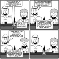Jesus and Mo 2016-03-16: Cult
