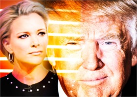 Megyn Kelly vs. Donald Trump