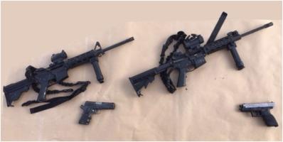 San Bernardino weapons