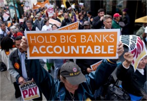 Hold big banks accountable