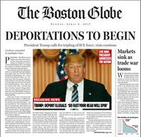 The Boston Globe 2017-04-09