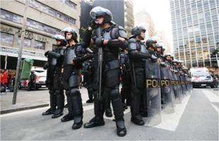 Brazil's military police