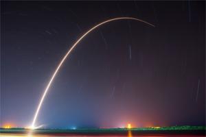 Falcon 9 launch on 2016-05-06-0521 UTC