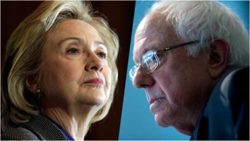 Hillary Clinton vs. Bernie Sanders