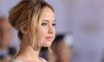 Jennifer Lawrence addressed the Sony hack