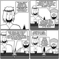 Jesus and Mo 2016-05-18: Evidence