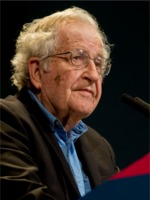 Noam Chomsky in 2015