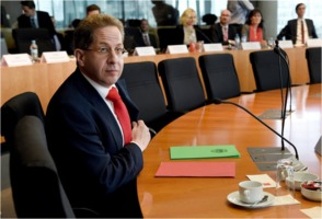 Hans-Georg Maaßen im NSA-Untersuchungsausschuss