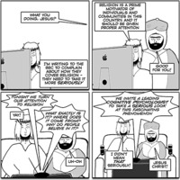 Jesus and Mo 2016-06-15 Uh-oh