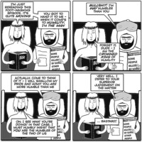 Jesus and Mo 2016-07-27: Pride