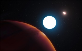 Planet HD 131399Ab in a triple-star system