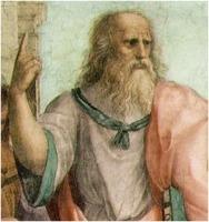Plato, by Raphael
