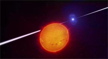 AR Scorpii binary system