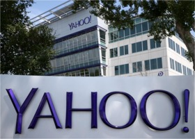 Yahoo headquarters in 2014 in Sunnyvale