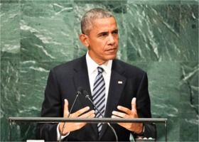 Barack Obama at UN on 2016-09-20
