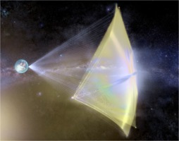Breakthrough Starshot concept
