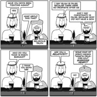 Jesus and Mo 2016-08-31: Son